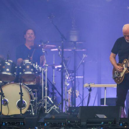 David Gilmour live! @ Schloss Schönbrunn