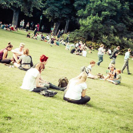 Pokemon Go! Lockmodulparty @ Stadtpark Wien