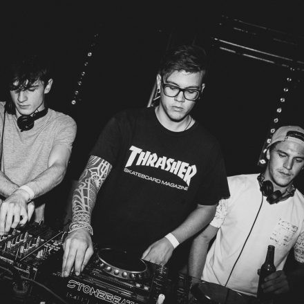 10 Years of Bass Island w/ Loadstar & Etherwood @ Schloss Leiben