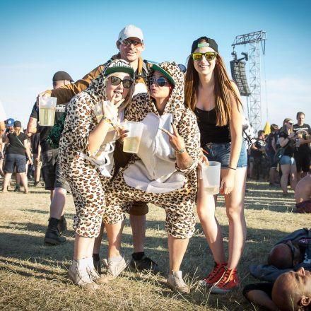 BEST OF NOVA ROCK FESTIVAL 2017