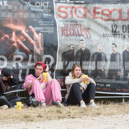 Nova Rock 2017 - Day 4 [Part 3] @ Pannonia Fields