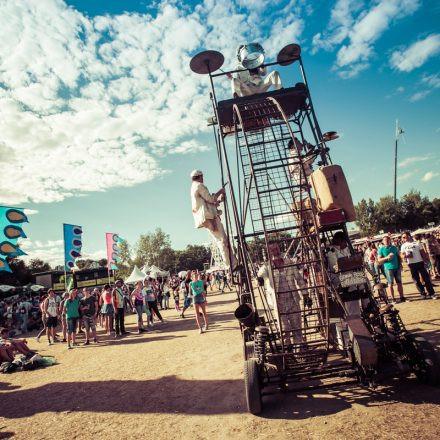Volt Festival 2017 - Day 4 @ Sopron