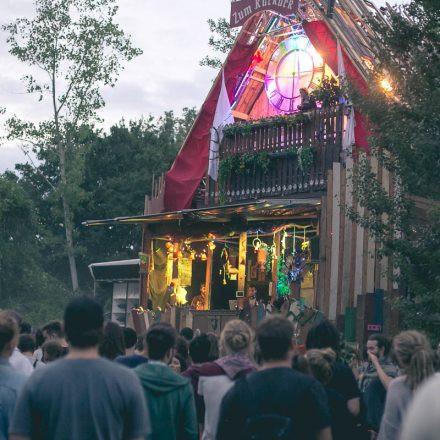 Best of Tanz durch den Tag Aufwind Festival 2017 @ Donauinsel Wien