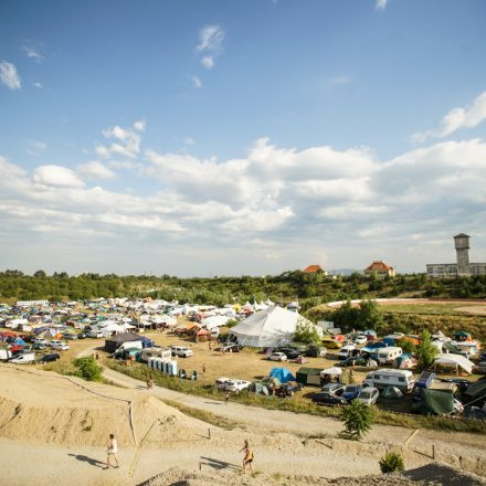 FLOW Festival 2017 - Friday @ Festivalgelände Wr. Neustadt