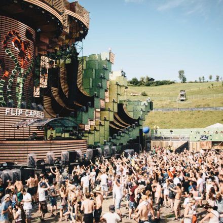 Electric Love Festival 2017 - Day 3 @ Salzburgring