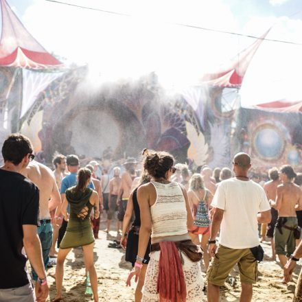 FLOW Festival 2017 - Saturday + Sunday @ Festivalgelände Wr. Neustadt