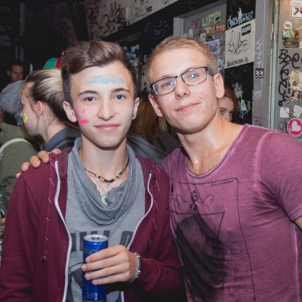 Rave On @ Fluc Wien