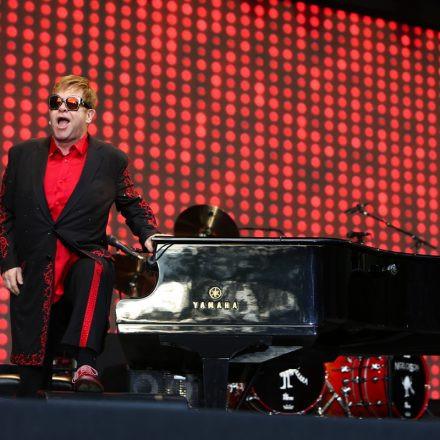 Sir Elton John - 'Wonderful Crazy Night' Tour - Sold Out @ Burg Klam