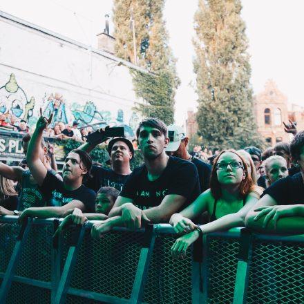 Jolly Roger Festival @ Arena Wien