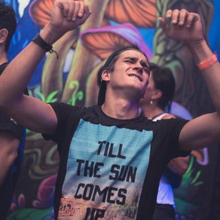 Flexible Summer Psytrance Night @ Flex Wien