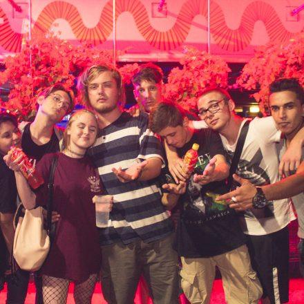 Beat It City Warriors Takeover @ Flex Wien