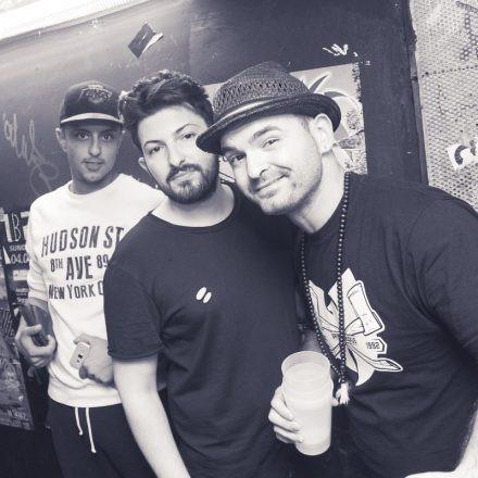 Future Beatz pres.: DC Breaks & Agressor Bunx @ Flex Wien