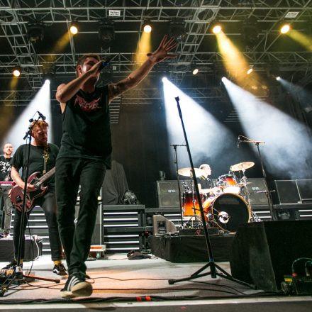 Die Toten Hosen - zurück am Bolzplatz @ Ottakringer Arena Wiesen