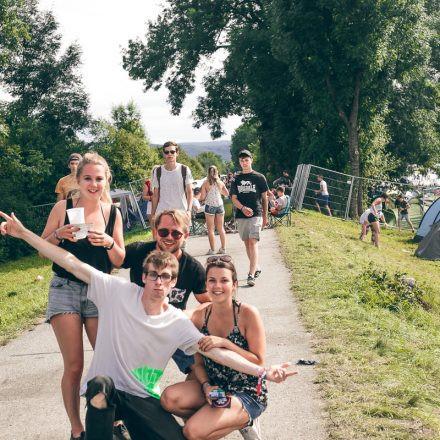 FM4 Frequency Festival Day 2 [Part 2] @ Green Park St. Pölten