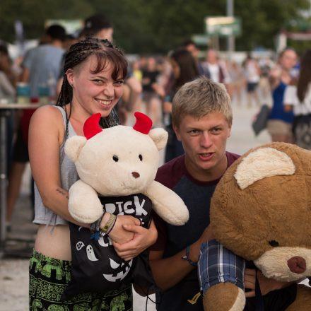 FM4 Frequency Festival - Day 2 [Part 1] @ Green Park St. Pölten
