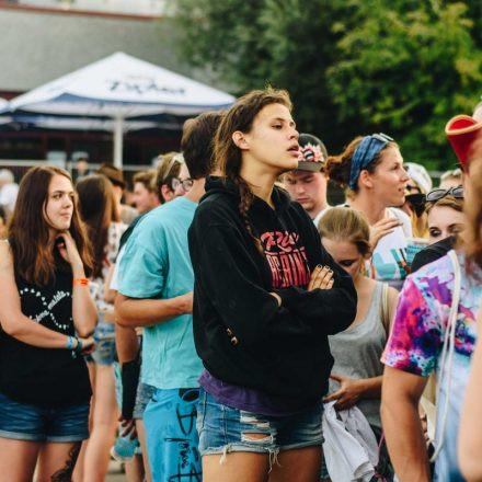 FM4 Frequency Festival - Day 3 [Part 3] @ Green Park St. Pölten