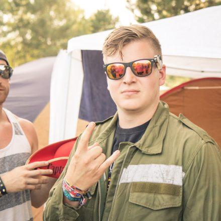 FM4 Frequency Festival - Day 3 [Part 4] @ Green Park St. Pölten