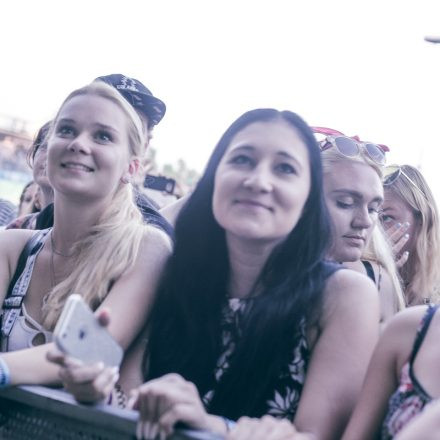 FM4 Frequency Festival - Day 3 [Part 2] @ Green Park St.Pölten