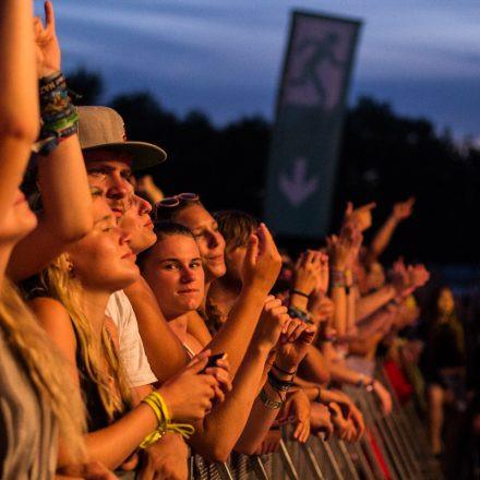 FM4 Frequency Festival - Day 3 [Part 1] @ Green Park St. Pölten
