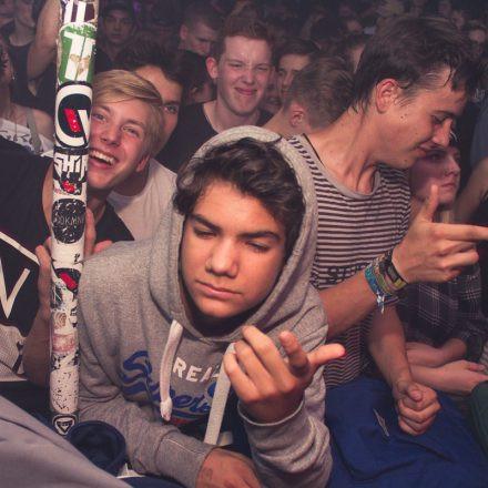 Beat It invites Switch! @ Flex Wien
