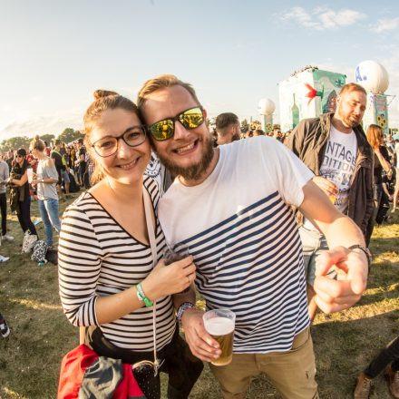 Lollapalooza Berlin 2017 [Day 2] @ Rennbahn Hoppegarten