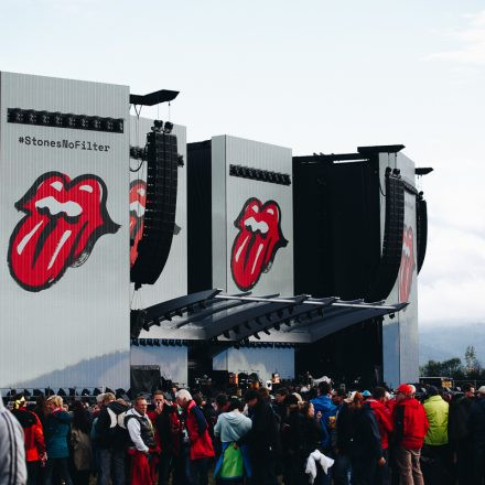 The Rolling Stones - Stones No Filter Tour @ Red Bull Ring Spielberg