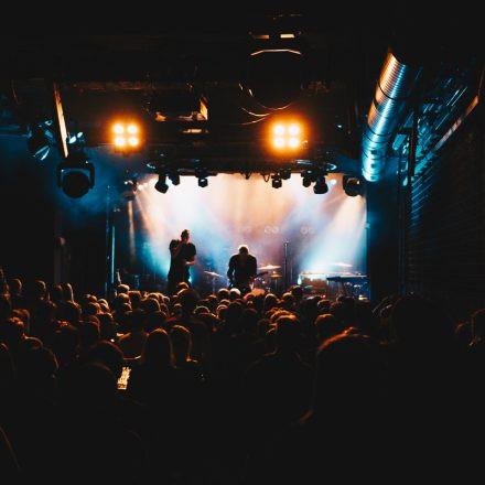 Our Last Night, Blessthefall, New Volume @ Flex Wien