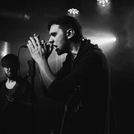 Marrok 'Me vs Me' CD Release / Support: Noah Scotia @ SUB Wiener Neustadt