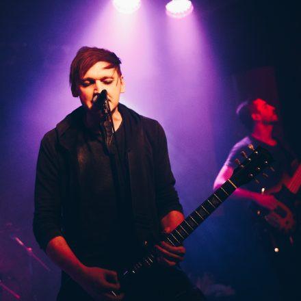 Marrok 'Me vs Me' CD Release / Support: Noah Scotia @ SUB Wiener Neustadt