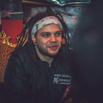Eskimo Callboy Meet & Greet @ Rattlesnake Wien