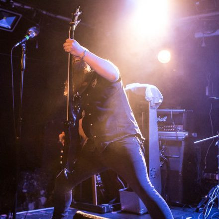 The New Roses, Midriff, 5 Aces @ Viper Room Wien