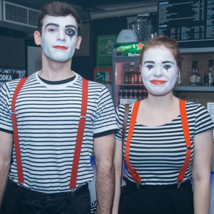Korruptions Halloween Party pres. by VOLUME @ The Loft Wien