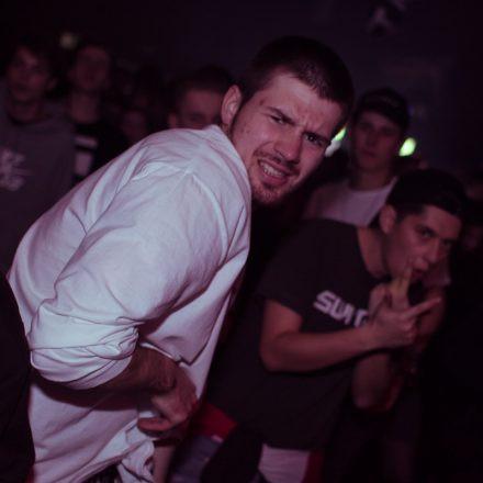 Fasten Your Seatbelts - City of Death w/ Turno & A-Cray @ Warehouse St. Pölten