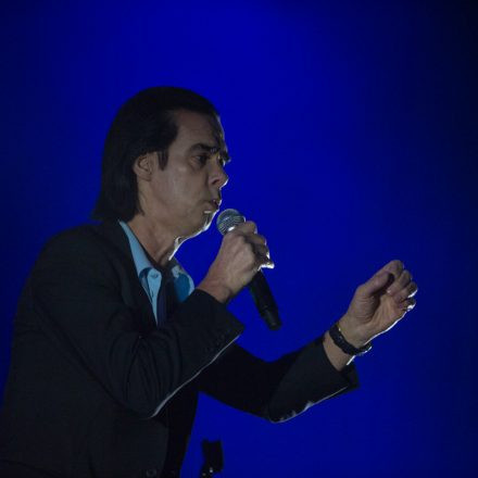 Nick Cave & The Bad Seeds @ Stadthalle Wien