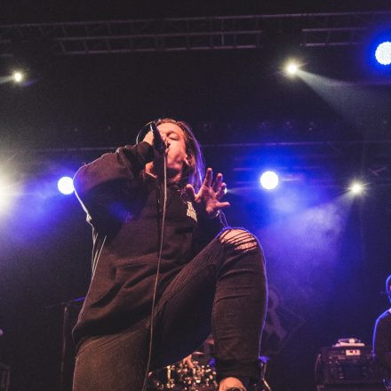 Impericon Never Say Die! Tour 2017 @ Arena Wien