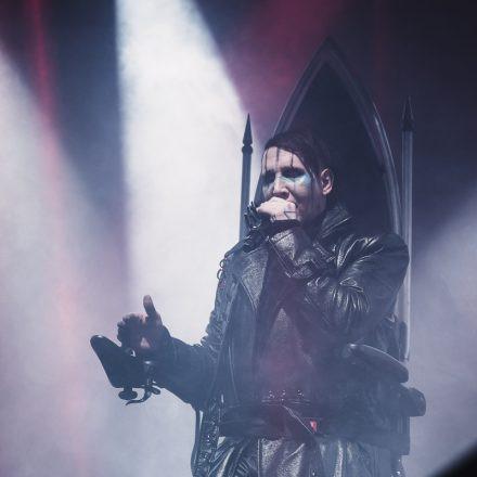 Marilyn Manson @ Gasometer Wien