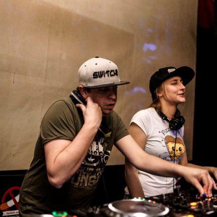 Switch! pres. Booyah! feat. Kursiva @ Camera Club Wien
