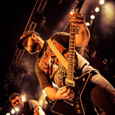 Nasty / Lionheart / Get The Shot @ Arena Wien