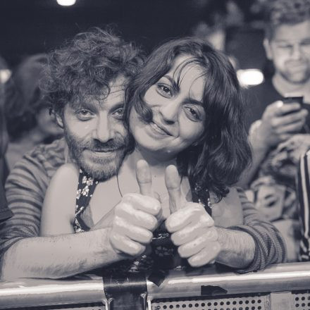 'Nacht Gegen Armut' Gogol Bordello @ Arena Wien