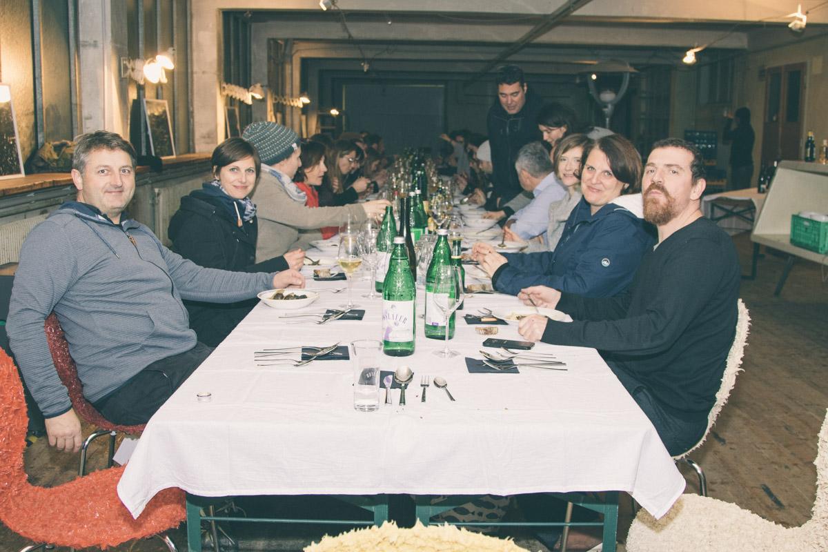 Krampus Gelage @ Die Schöne Wien