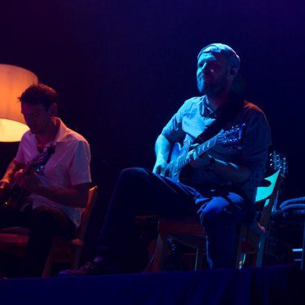 Gentleman MTV Unplugged @ Gasometer Wien