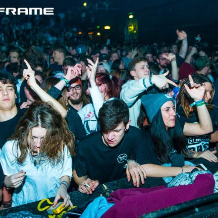 Mainframe Recordings LIVE with Delta Heavy @ Arena Wien