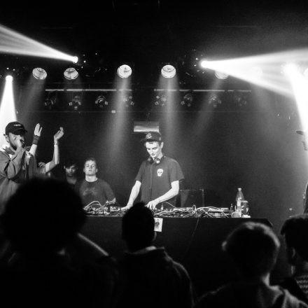 HIADLBASS feat. Jack the Ripper @ Arena Wien