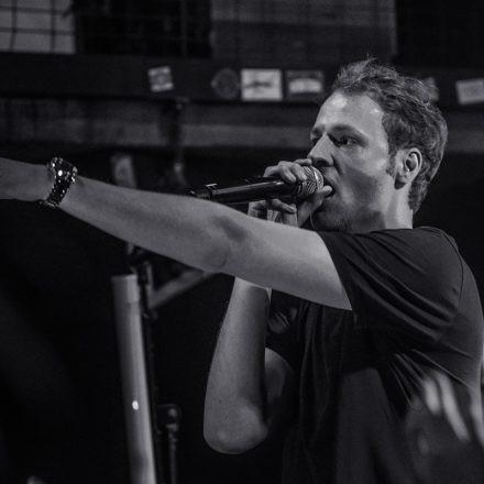 Weekend - Keiner Ist Gestorben Tour 2018 @ B72 Wien