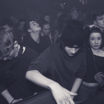 Switch! Editions feat. Hizzleguy, Cod3x & MC Rhymestar @ Flex Wien