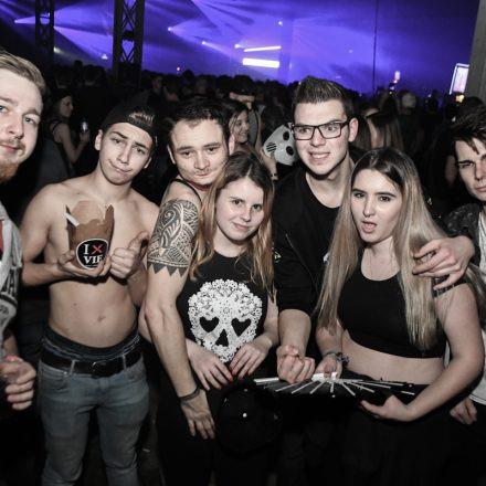 Masters of Hardcore @ Marx Halle Wien