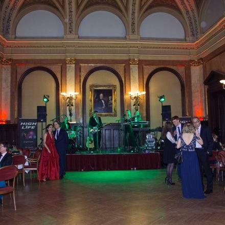 Schulball Erich Fried Gymnasium 'Matura heute - Captain Morgan' @ Palais Eschenbach Wien