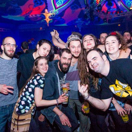 Paradise Winter Festival 2018 [Day 1] @ Hallmann Dome Wien