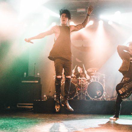 Falling In Reverse, The Word Alive, Dead Girls Academy @ Arena Wien