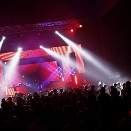 Switch! XL presents MACKY GEE'S Birthday @ Marxhalle Wien